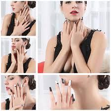 aliexpress com buy 1pc christmas tree airbrush manicures nail