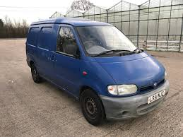 nissan vanette modified interior nissan vanette 2002 diesel van 103k miles drives lovely in