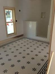 tile floor designs for bathrooms white hex floor tile mosaics porcelain and tile floor patterns