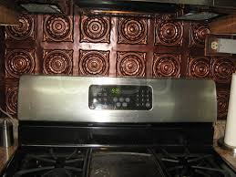 Copper Backsplash Tiles For Kitchen Copper Backsplash Tiles For The Kitchen U2014 New Interior Design