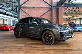 macan porsche gts 2016 porsche macan gts richmonds classic and prestige cars