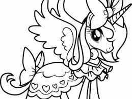 coloring pages ponies my little pony coloring page coloring home