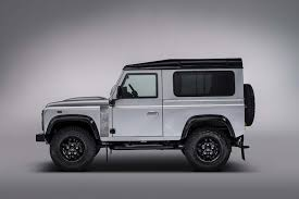 white land rover defender yes new land rover defender may be electrified no world not ending