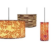 Drum Light Pendant Patterned Small Drum Pendants Products Bookmarks Design