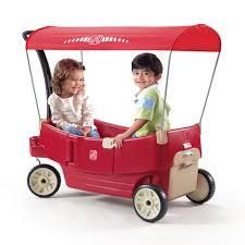 wagon baby all around canopy wagon kids wagon step2