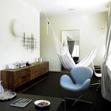 Modern Chic Bedroom Interior Design King Suite Hammock NU Hotel - Modern chic interior design