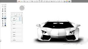 lamborghini sketch simple automotive sketch lamborghini aventador lp700 4 youtube