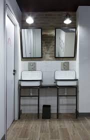 industrial bathroom mirrors ideas vintage industrial bathroom mirror restroom on industrial