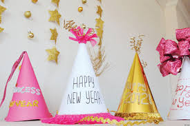 New Year Decoration Ideas Diy by New Year U0027s Eve Party Hats To Add Some Fun To Your Big Bash Huffpost