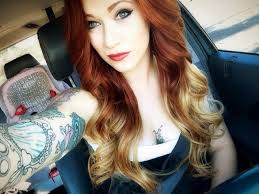 preference wild ombre on short hair copper blonde ombre hair medium hair styles ideas 31888