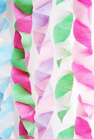 Such Pretty Things Pretty Parties Box Folded Streamers