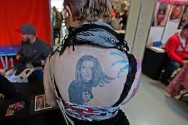 tattoos of a different kind for edinburgh heraldscotland