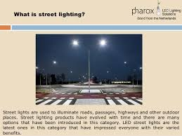 The Changing Trends In Street Lighting