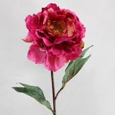 Fake Peonies On Sale Artificial Silk Peonies Fake Peony Flowers That Look Real
