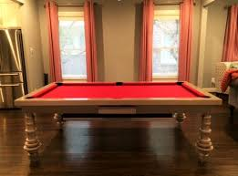 princess dining room pool tables