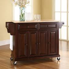 kitchen cart and islands kitchen carts islands medium finish sears