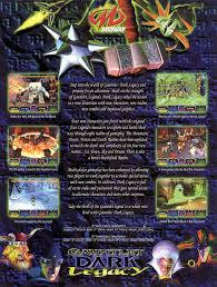 the arcade flyer archive game flyers gauntlet dark legacy