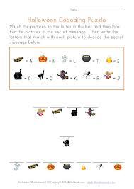 worksheets fun halloween worksheets free printable