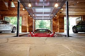 how to build a car garage ultimate man cave and sports car showcase traditional garage