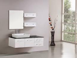 white floating bathroom vanity u2013 matt and jentry home design