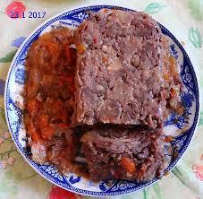 cuisiner les restes de pot au feu recette de terrine de restes de queue de boeuf