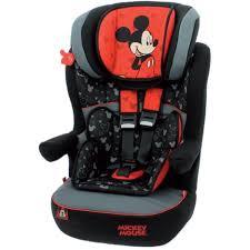 siege auto enfant de 3 ans siège auto i max enfant groupe 1 2 3 mickey noir comptine