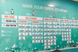 nice kream nitrogen ice cream in mumbai chuzai living