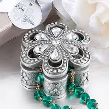 jewelry box favors jewelry box wedding favors