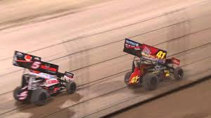05 07 16 letsracetwo world of outlaws sprints usac sprints
