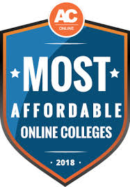 Affordable by Affordable Online Colleges 2018 U0027s Accredited Colleges Online