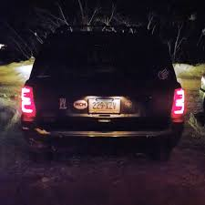 jeep grand cherokee led tail lights new eagle eyes led taillights grandcherokee