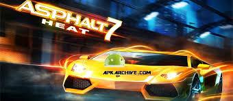 asphalt 7 heat apk apk mania asphalt 7 heat v1 1 1 mega mod apk
