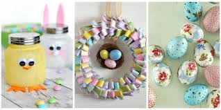easter decoration ideas 60 easy easter crafts ideas for easter diy decorations gifts
