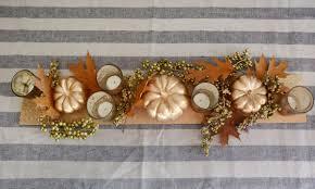 diy thanksgiving table centerpiece