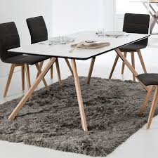 Contemporary Dining Table by Dining Tables Modern Extension Dining Table Mid Century Modern