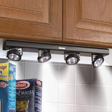 Lights Under Kitchen Cabinets Wireless Wireless Under Cabinet Lighting Kitchen Home Interior Design