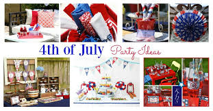 4th Of July Decoration Ideas 4th Of July Party Ideas