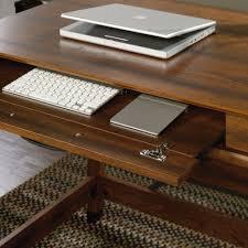 carson forge writing desk 412924 sauder