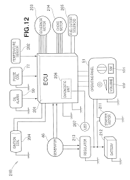 patent us8174140 multipurpose engine having electrical wiring