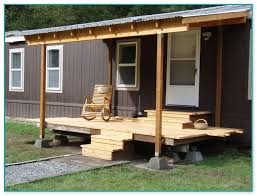 portable decks for mobile homes 4 charming pictures of decor