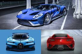 ford supercar concept 16 sports cars and supercars to look forward to in 2016