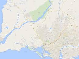 map of karachi karachi city map naksha naqsha pakistan