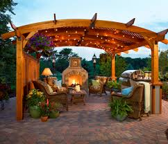 Outdoor Living Space Plans by Furniture Cool Pergola Design Ideas With Best Outdoor Plans And
