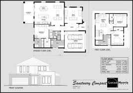 gorgeous double storey 4 bedroom house designs perth apg homes