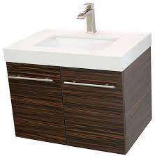 24 Bathroom Vanity With Sink by Windbay 24