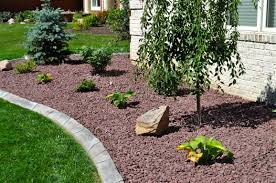Colored Rocks For Garden by Pennsylvania Red Rock Indianapolis Landscape Rock