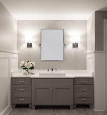 interesting grey bathroom vanity 25 best ideas about gray bathroom
