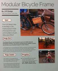 Wildfire Designs Bicycles by Designed For All Modular Bicycle Frame Bicycle Cape Town