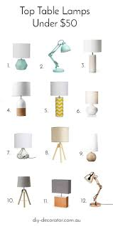lamps table lamps under 50 decoration idea luxury excellent at