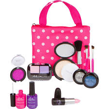 amazon com pixiecrush pretend play makeup kit designer girls